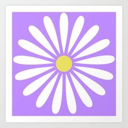 A Daisy Art Print