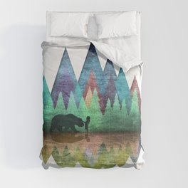 Forest Friends Trails Comforters