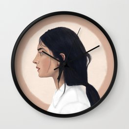 The Gaze Wall Clock