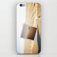 Morro Bay Polaroid iPhone & iPod Skin