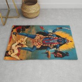 Kali - Hindu Rug