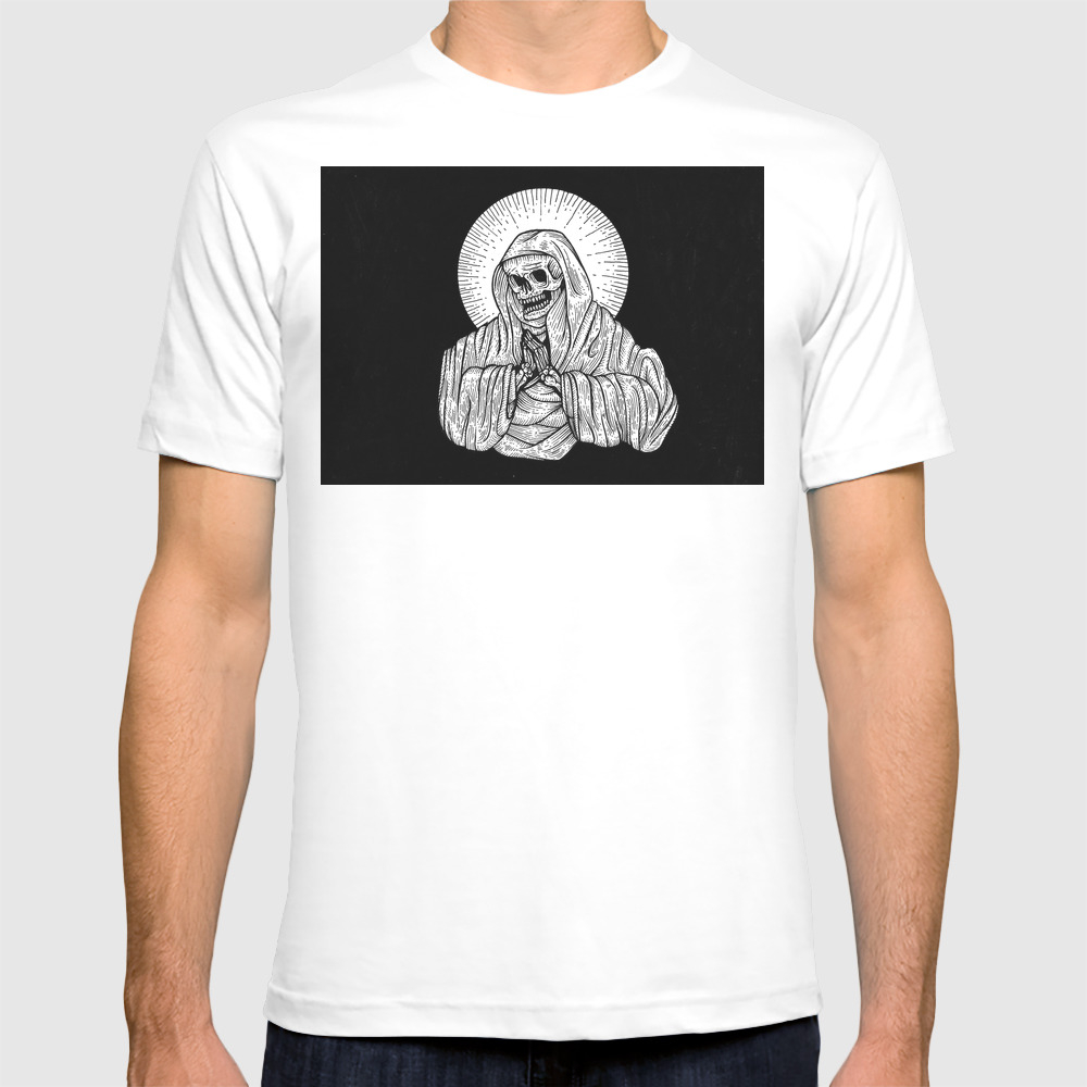 Praying For Death T-shirt by Emmaromby TSR7746399