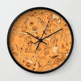 Illustra Wall Clock