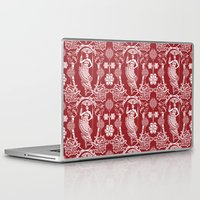 china Laptop & iPad Skins featuring Imperial China by Vannina