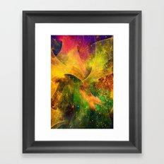 Blanket of Stars Framed Art Print