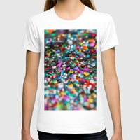 confetti T-shirts featuring Confetti by Laura Ruth
