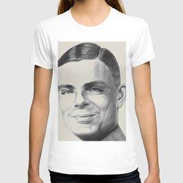 Alan Turing T-shirt