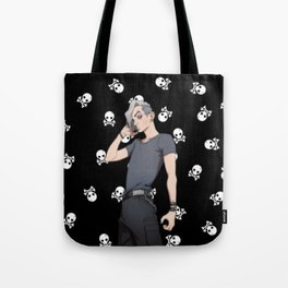 Dream Daddy: Lucien Tote Bag
