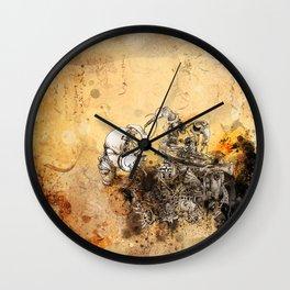 Remix soul Wall Clock