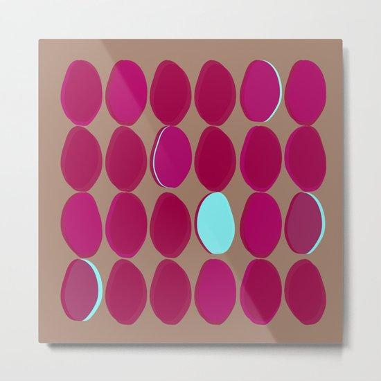 Just Dots (3) Metal Print