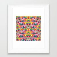goddess Framed Art Prints featuring  Goddess by dominiquelandau