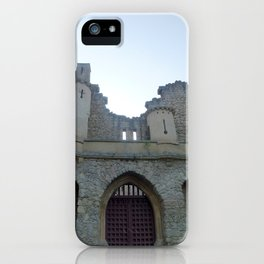 Castle iPhone Case