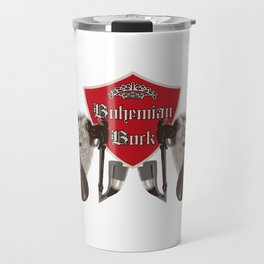 Bagpipes - bohemian bock Travel Mug