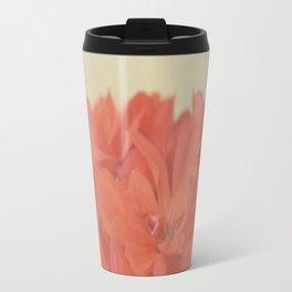 Zonal Pelargonium Flower Travel Mug