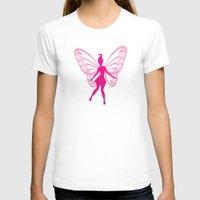 fairy T-shirts featuring fairy by Li-Bro