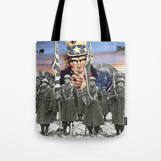 Ikuzo! - 442 Nisei Tote Bag