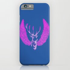Winged Pink Deer Slim Case iPhone 6s
