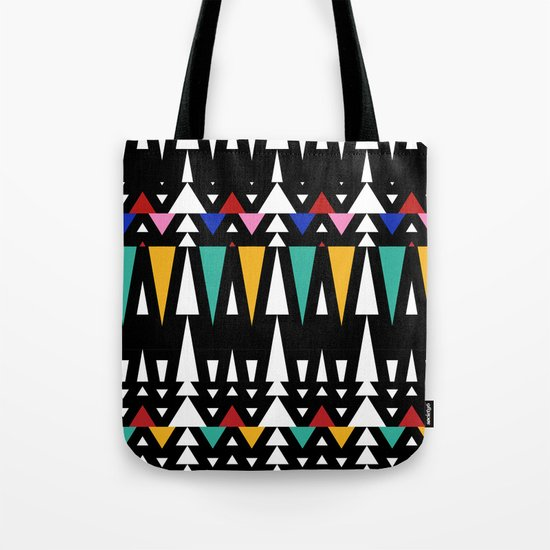 Tribal Fun 2 Tote Bag
