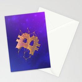 BITCOIN Galaxy Stationery Cards