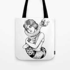 Love and Pain Tote Bag