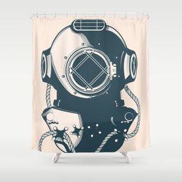 Key Largo Flordia Shower Curtain