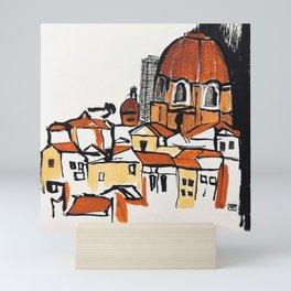 Basilica di San Lorenzo, Florence Mini Art Print