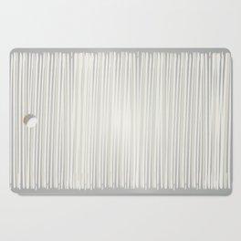 White | Japanese Atmospheres Cutting Board