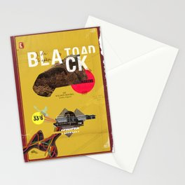 The Black Toad project Stationery Cards