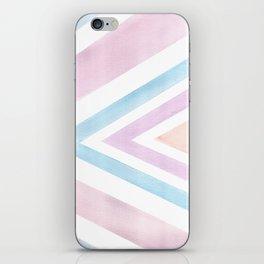 Watercolor Graphic Art iPhone Skin
