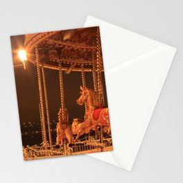 Night Riding Stationery Cards