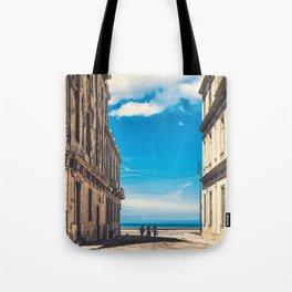 Cuban Horizons Tote Bag