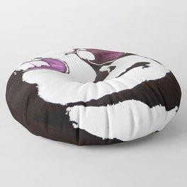 Ozzy Osbourn e Floor Pillow