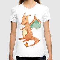 charizard T-shirts featuring Charizard by jimmy