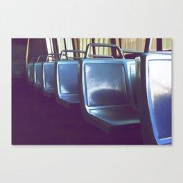Transit Canvas Print