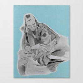 Grandmother's Love Canvas Print