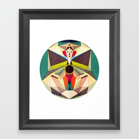 Ra-mura Framed Art Print