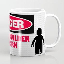 Master Builder at Work Coffee Mug