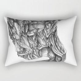 You know nothing Rectangular Pillow