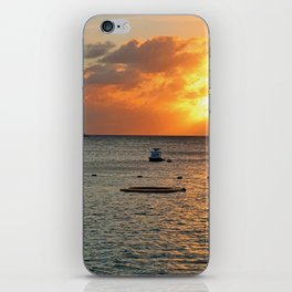 Sultry with a Twist iPhone Skin