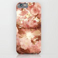 Cherry Blossom Sky Slim Case iPhone 6s