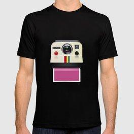Instant Photo T-shirt