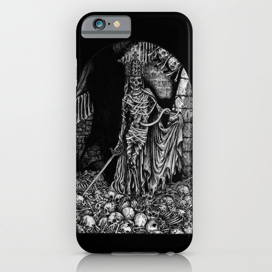 Triumph of Death I iPhone & iPod Case