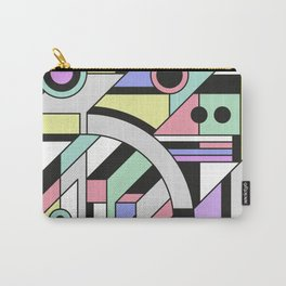 De Stijl Abstract Geometric Artwork Carry-All Pouch