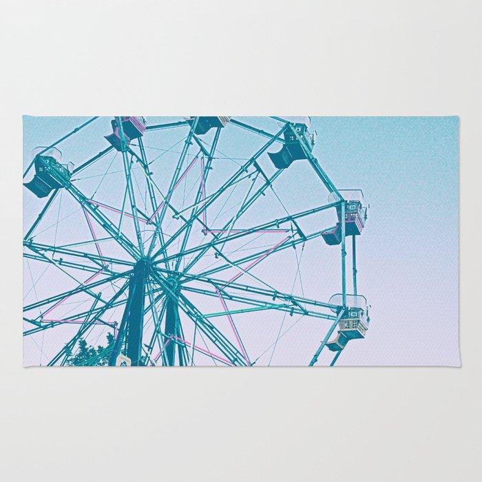 Ferris Wheel's Day Off Rug