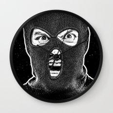 Instigate Anarchy Wall Clock