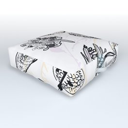 New Beginnings Outdoor Floor Cushion