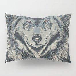 A wolf among ravens Pillow Sham