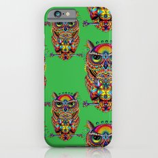 Owl of Sacred Knowledge iPhone 6s Slim Case