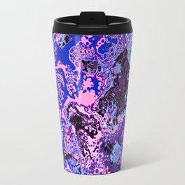 Marbling Bubbling Travel Mug