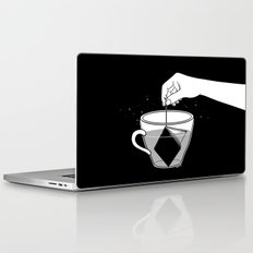 A Cup of Book Laptop & iPad Skin